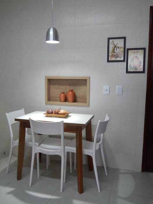 Izabella Biancardine Interiores Muebles de cocinas