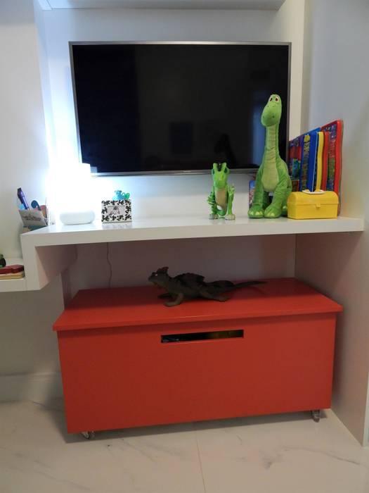 Izabella Biancardine Interiores Boys Bedroom