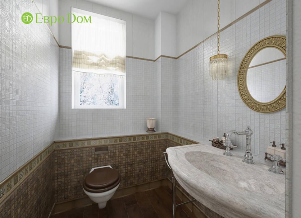 Phòng tắm phong cách thực dân bởi ЕвроДом Thực dân