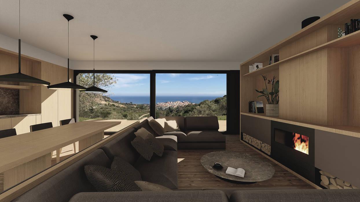 Casa in legno g|c - sicilia soggiorno rurale di alessio lo ...