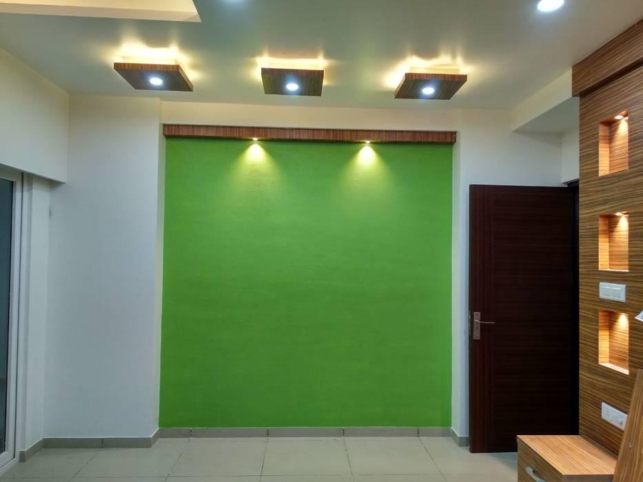 กำแพง โดย Onecolor Decor,