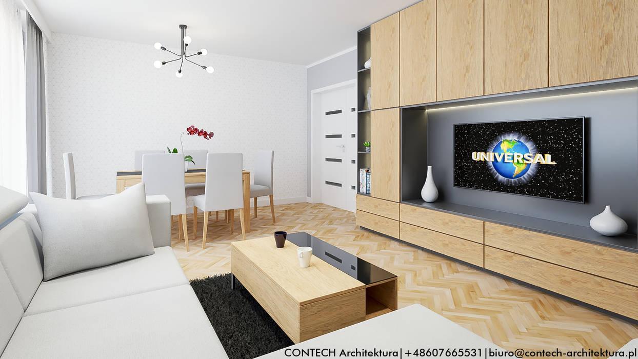 by CONTECH Architektura Modern