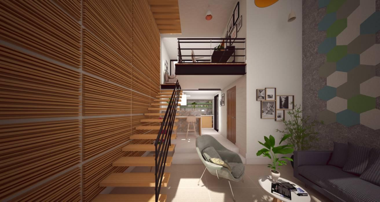 B.GUD Studio:  tarz Küçük Evler