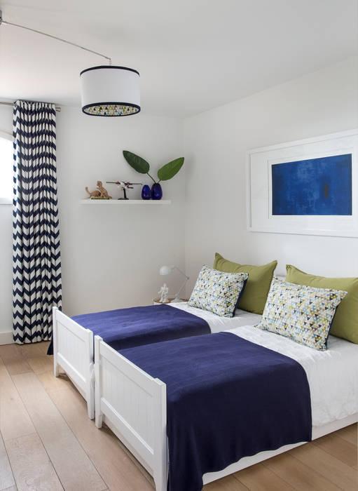 臥室 by Meg Vaun Interiors, 現代風