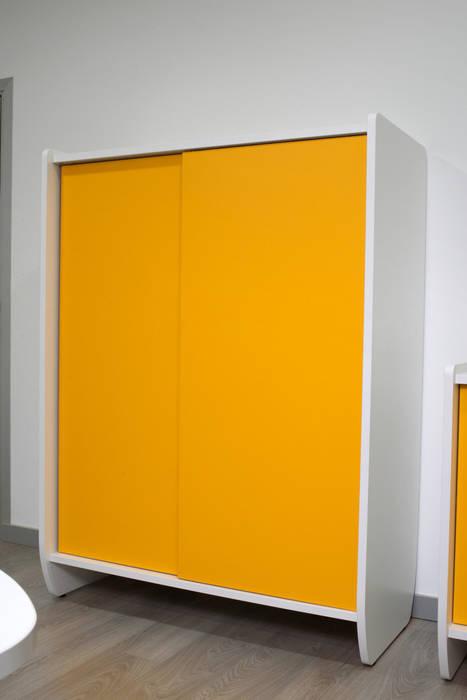FERCIA - Furniture Solutions BureauArmoires & étagères Bois d'ingénierie Multicolore