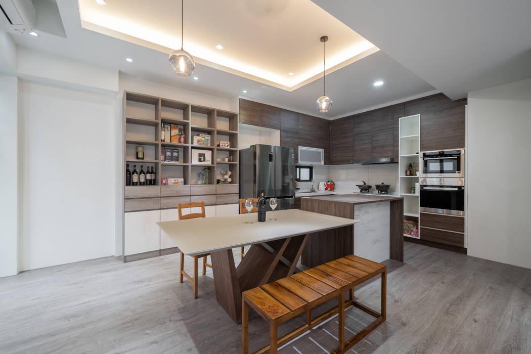 藏私系統傢俱 Keukenblokken