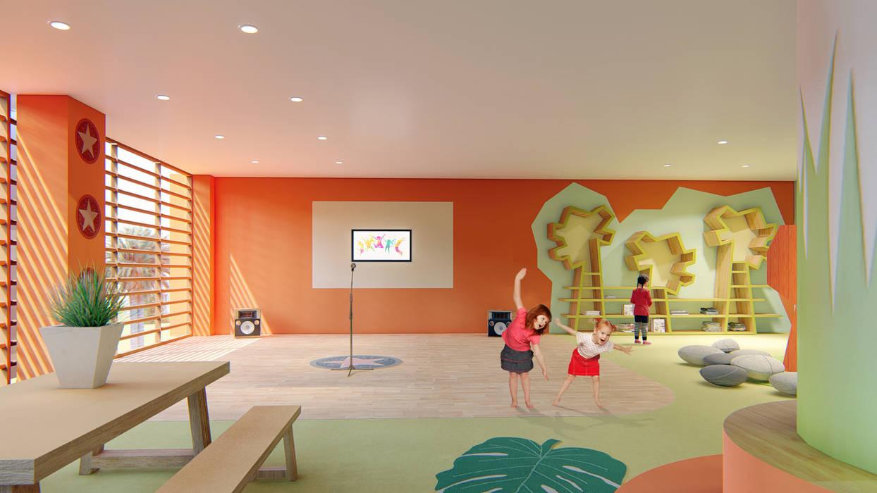 Eclectische hotels van Stoerrr - Kids Concepts Eclectisch