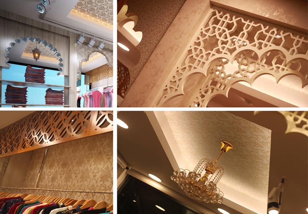 Oficinas y Comercios de estilo  por Design Fox,