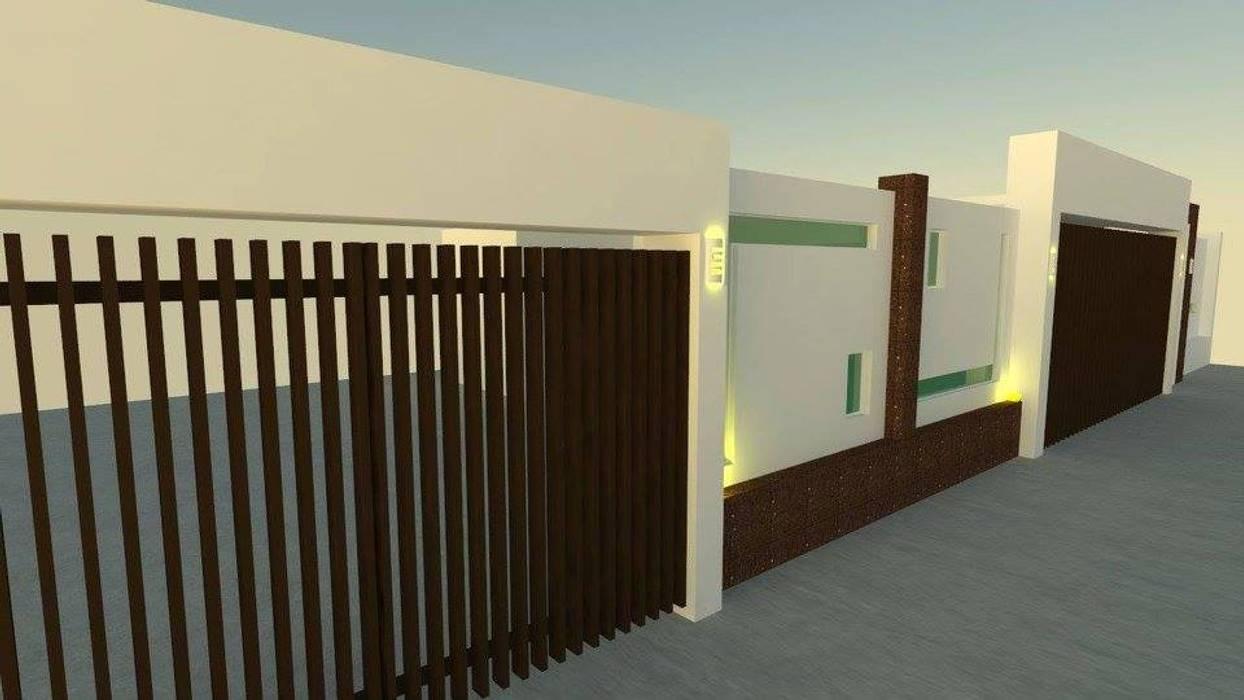 Avantgard-Arquitectura:  tarz Küçük Evler