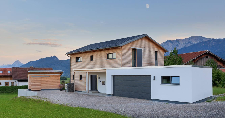 Schneider von Bau-Fritz GmbH & Co. KG Modern