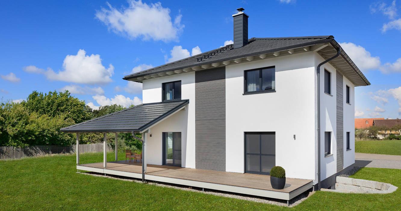 Bongart Moderne Häuser von Bau-Fritz GmbH & Co. KG Modern