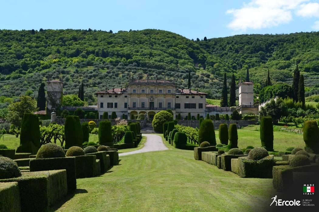 Villa Arvedi by Ercole Srl Rustic