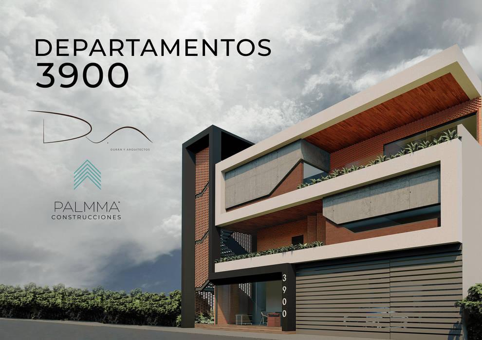 od Durán y Arquitectos (Dua) Minimalistyczny