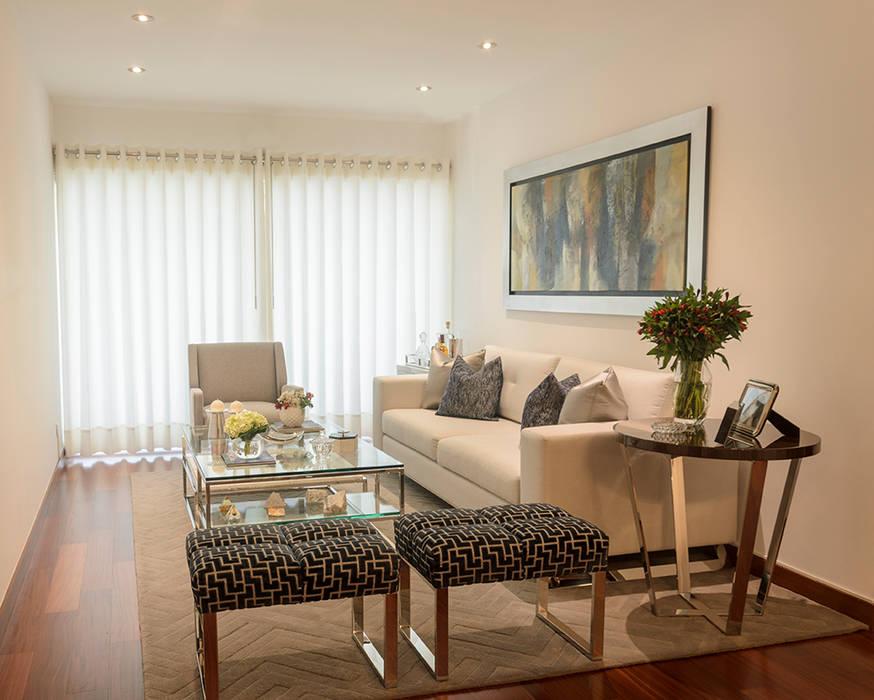 ALUA - Arquitectura de Interiores Modern Living Room