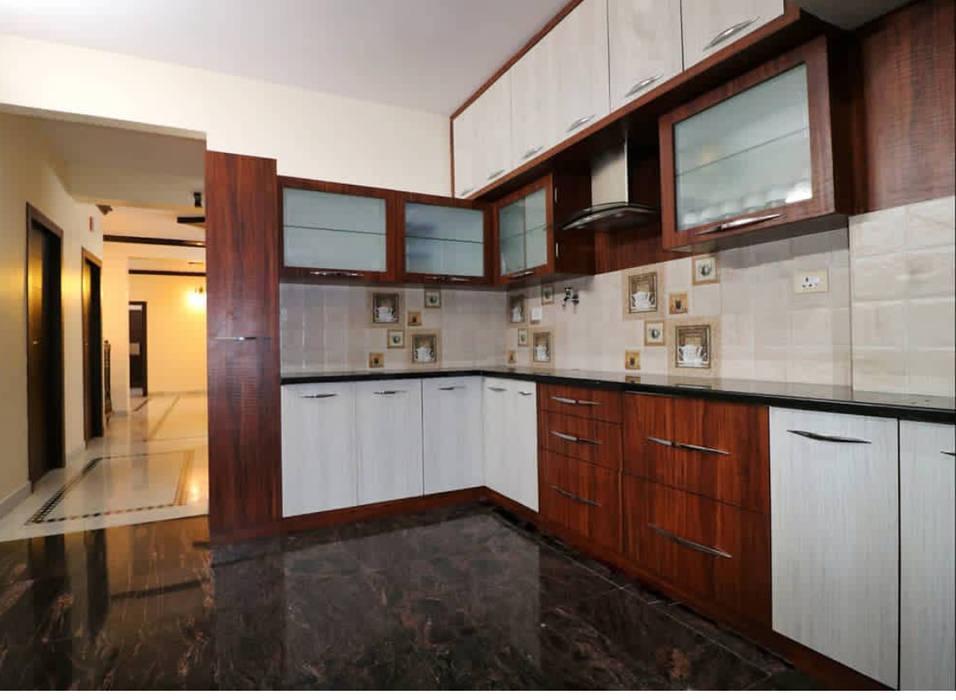 Tủ bếp theo Nxt Dream Interiors ,