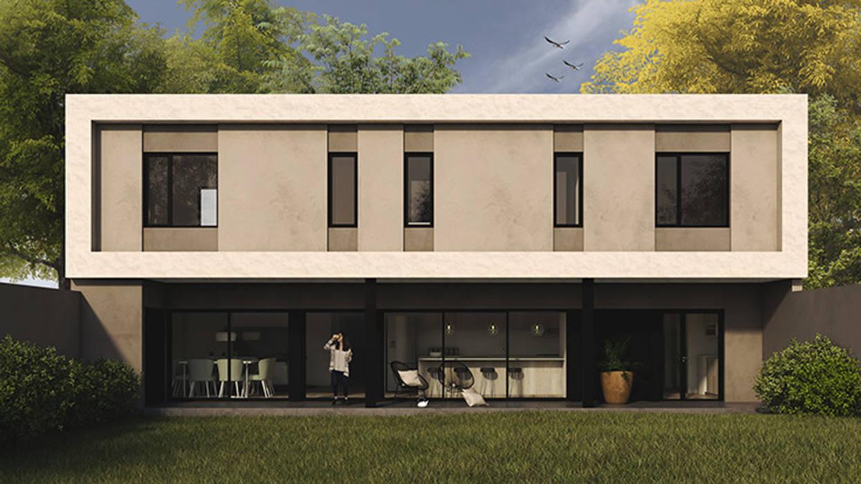 根據 MOD | Arquitectura 現代風