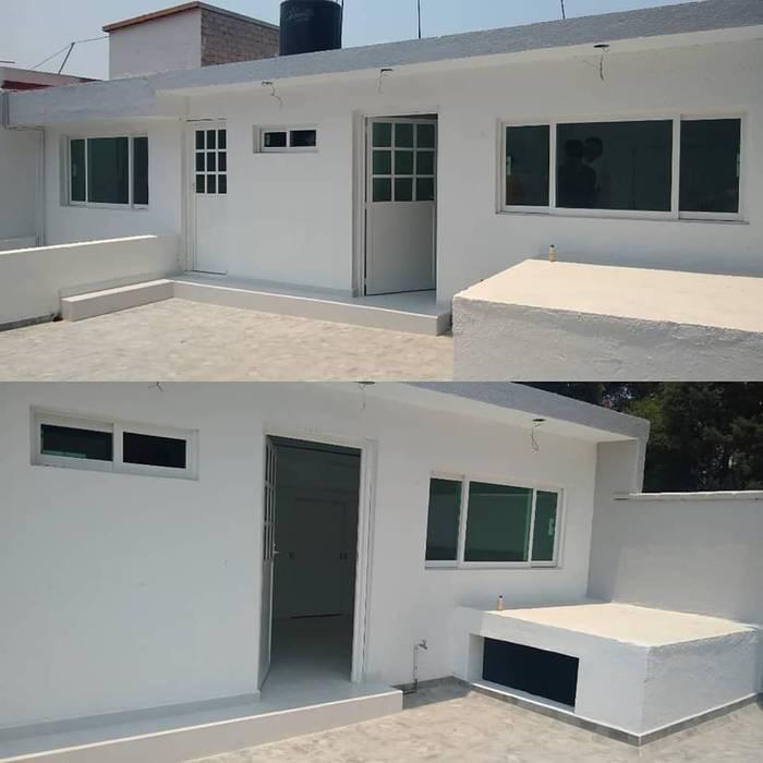 od Bewarq Architec Studio Klasyczny Beton