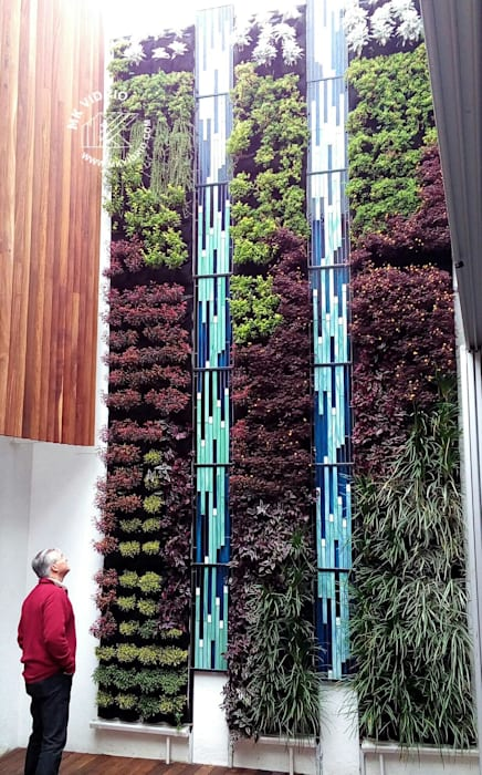 Terrace by MKVidrio, Modern Glass