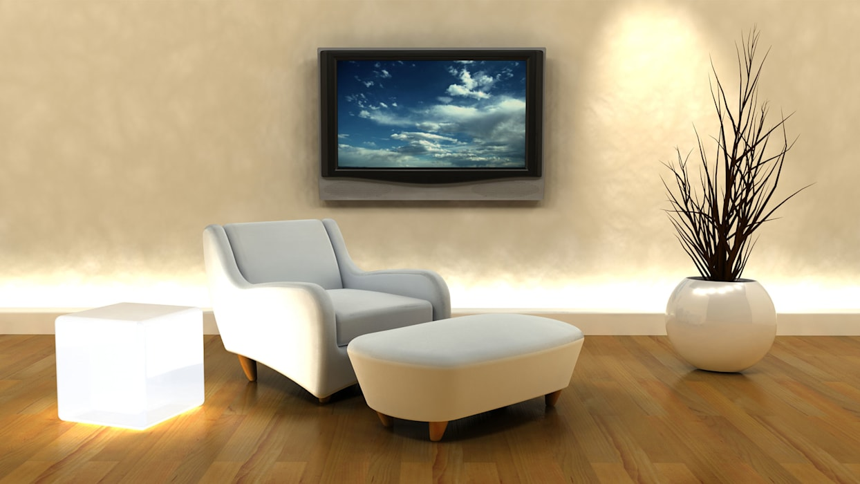 Living room by 41 Yapı Bodrum , Modern