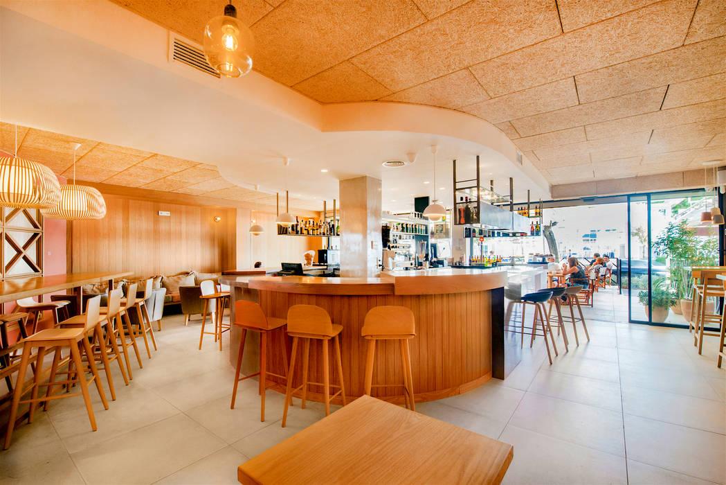 Piedra Papel Tijera Interiorismo Bars & clubs scandinaves