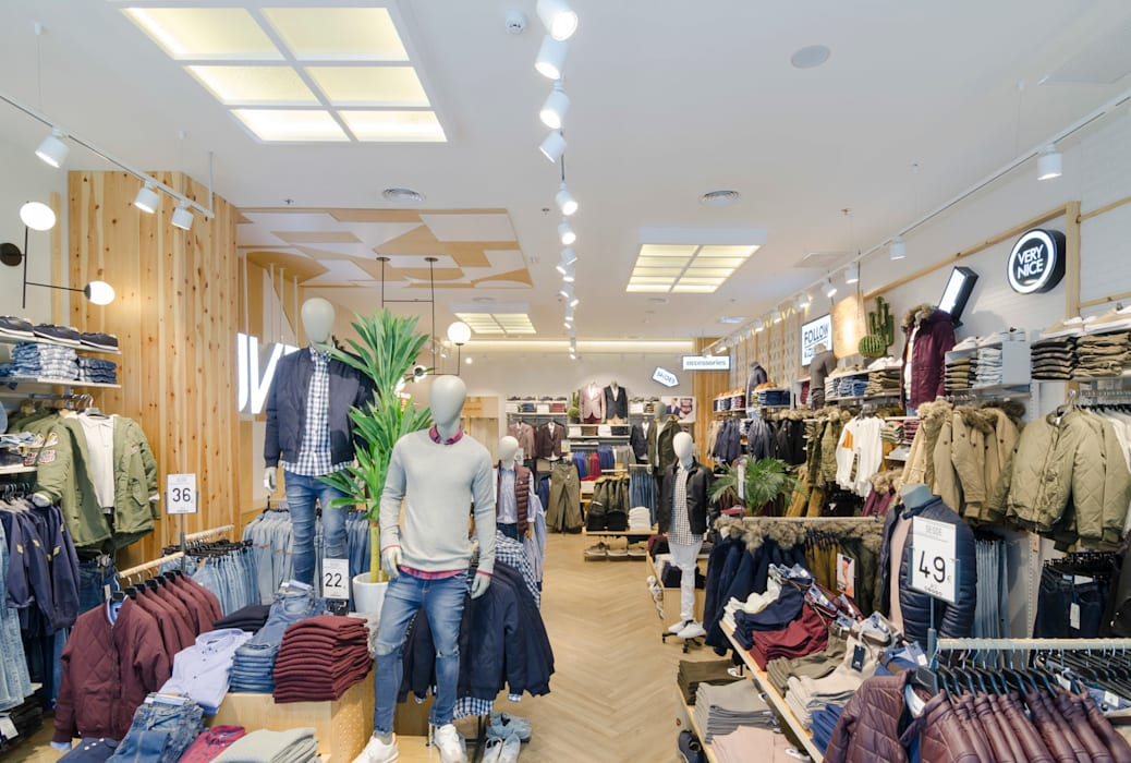 Locaux commerciaux & Magasin classiques par Piedra Papel Tijera Interiorismo Classique