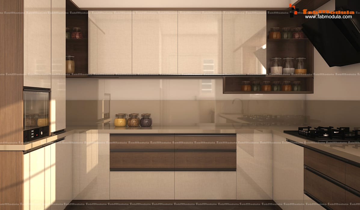 Classy Kitchen Kitchen By Fabmodula Modern Homify