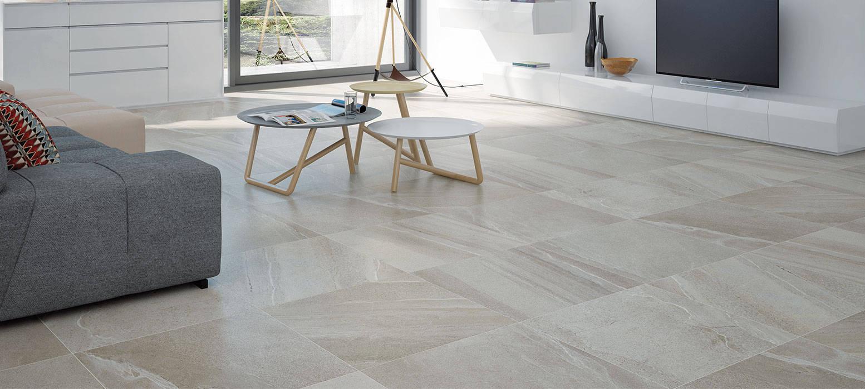 Porcelanato de Shabot Carpets Moderno