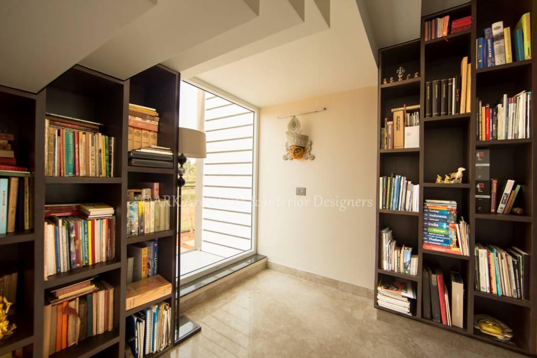 Sree Subham Modern windows & doors by ARK Architects & Interior Designers Modern