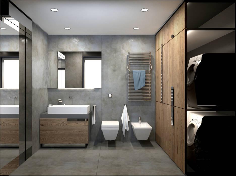 Modern style bathrooms by DUOLAB Progettazione e sviluppo Modern