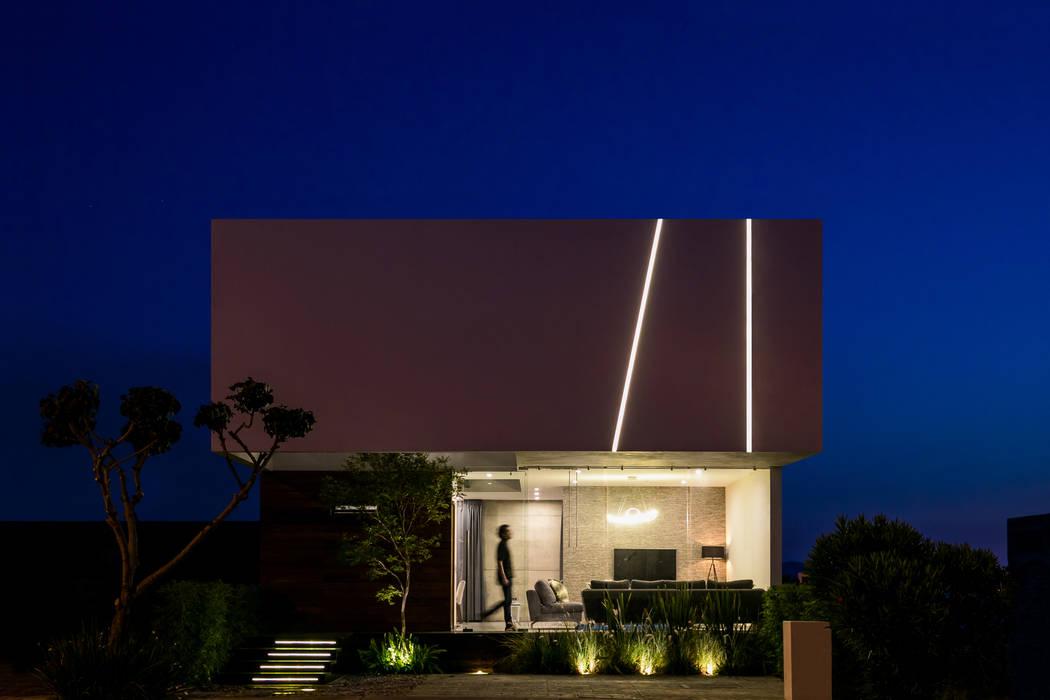 21arquitectos Rumah Minimalis