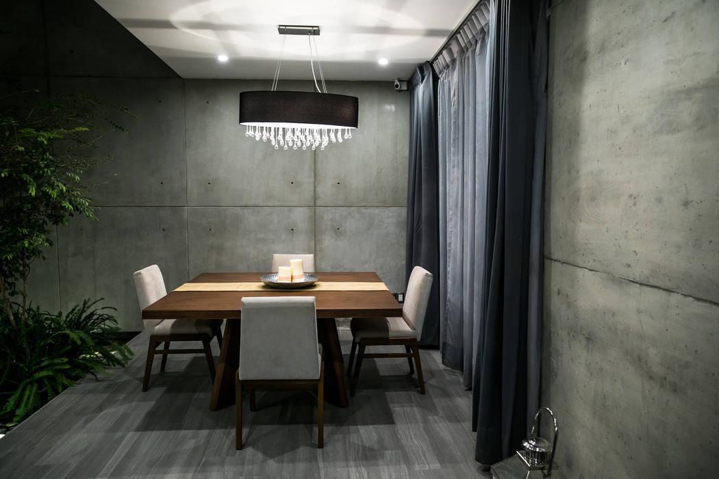 21arquitectos Ruang Makan Minimalis