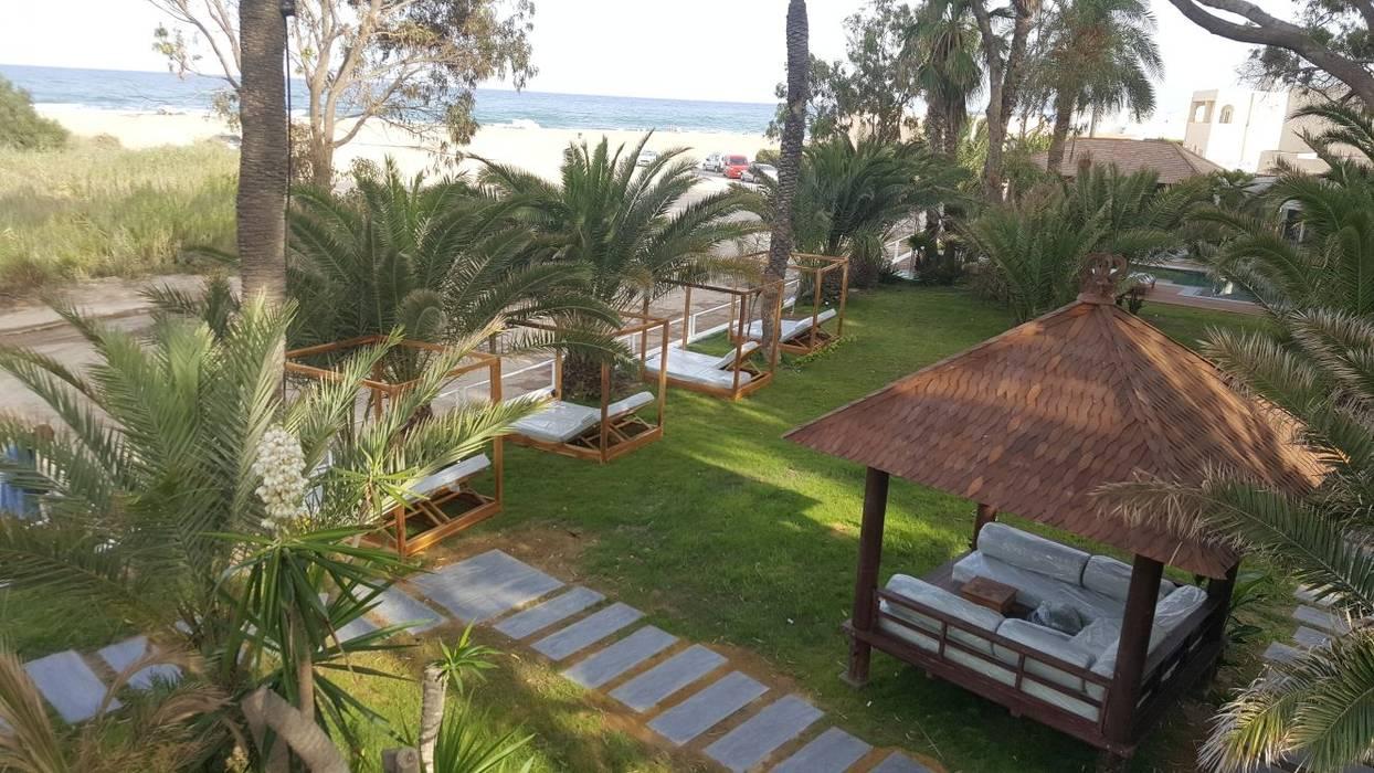 comprar en bali Mediterrane Hotels Massivholz Holznachbildung