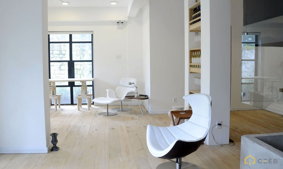 thiết kế biệt thự nghỉ dưỡng Dalat hiện đại Eden:  Phòng giải trí by CÔNG TY THIẾT KẾ NHÀ ĐẸP SANG TRỌNG CEEB,