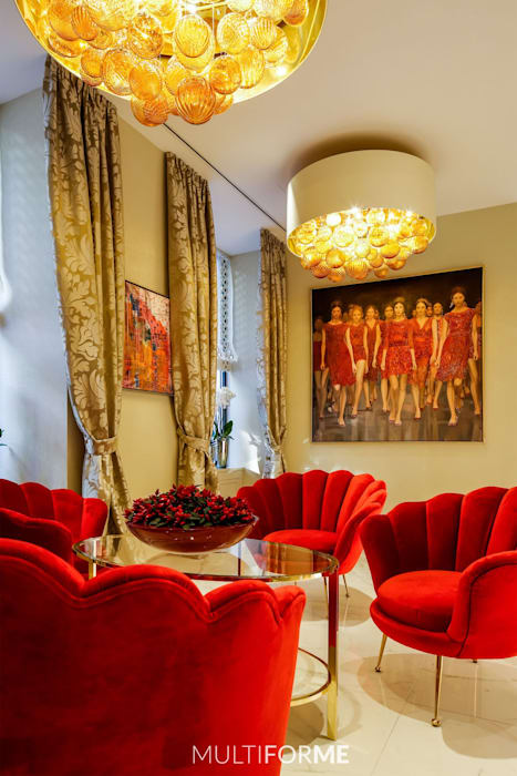 Hotel Das Tyrol Vienna with Absolute MULTIFORME® lighting Klassische Hotels