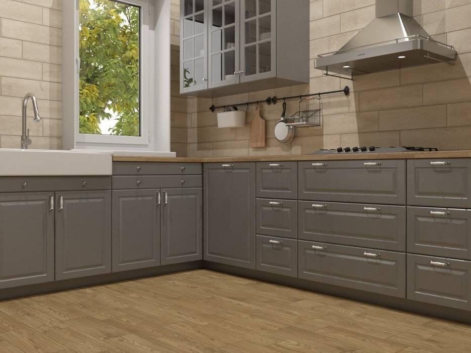 Dapur oleh Interceramic MX, Klasik Keramik