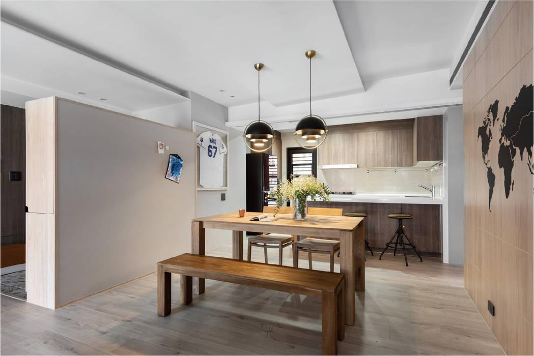 家 根據 禾光室內裝修設計 ─ Her Guang Design 現代風