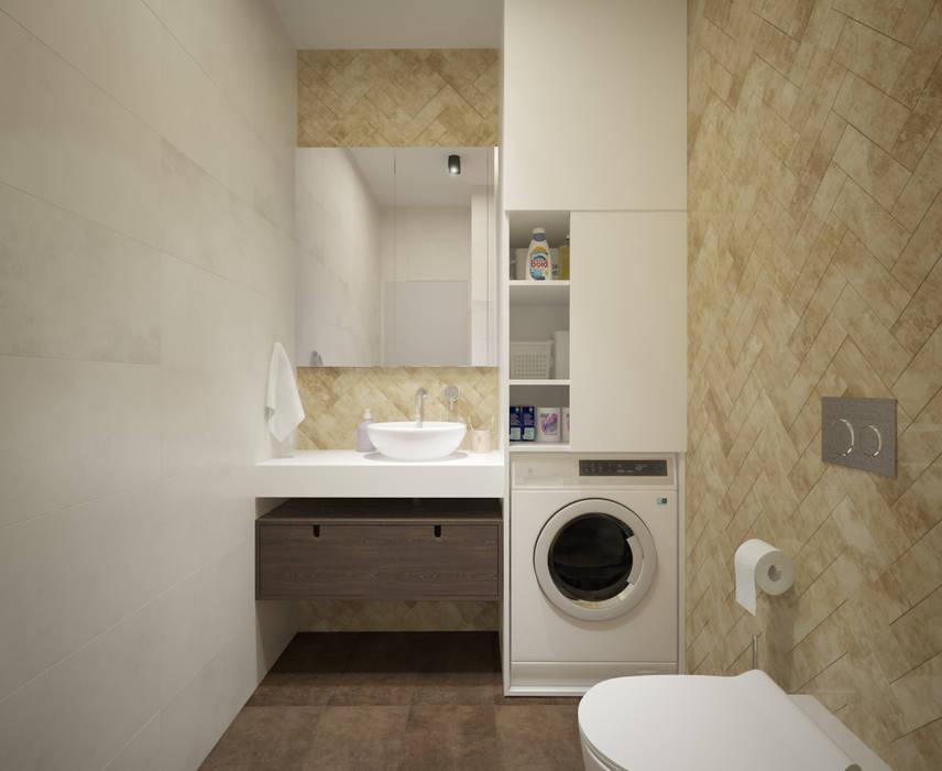 Bathroom by lesadesign, Minimalist
