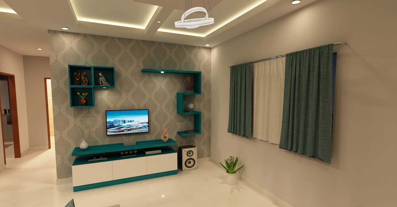 by SD Interiors & Modulars,
