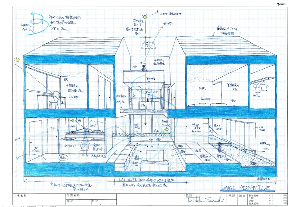 Maisons De Style Par Sqool一級建築士事務所 Asiatique Homify
