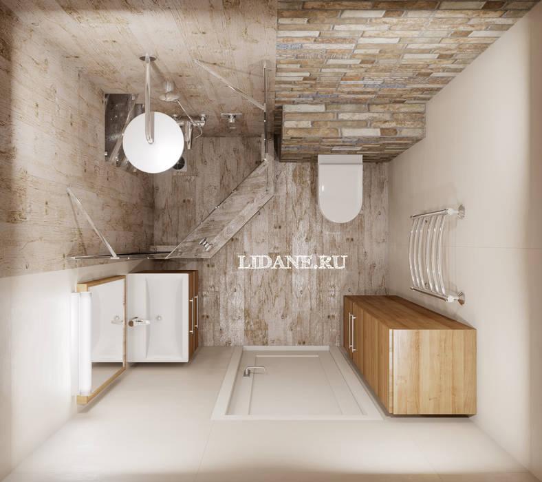 Bathroom by Lidiya Goncharuk, Industrial
