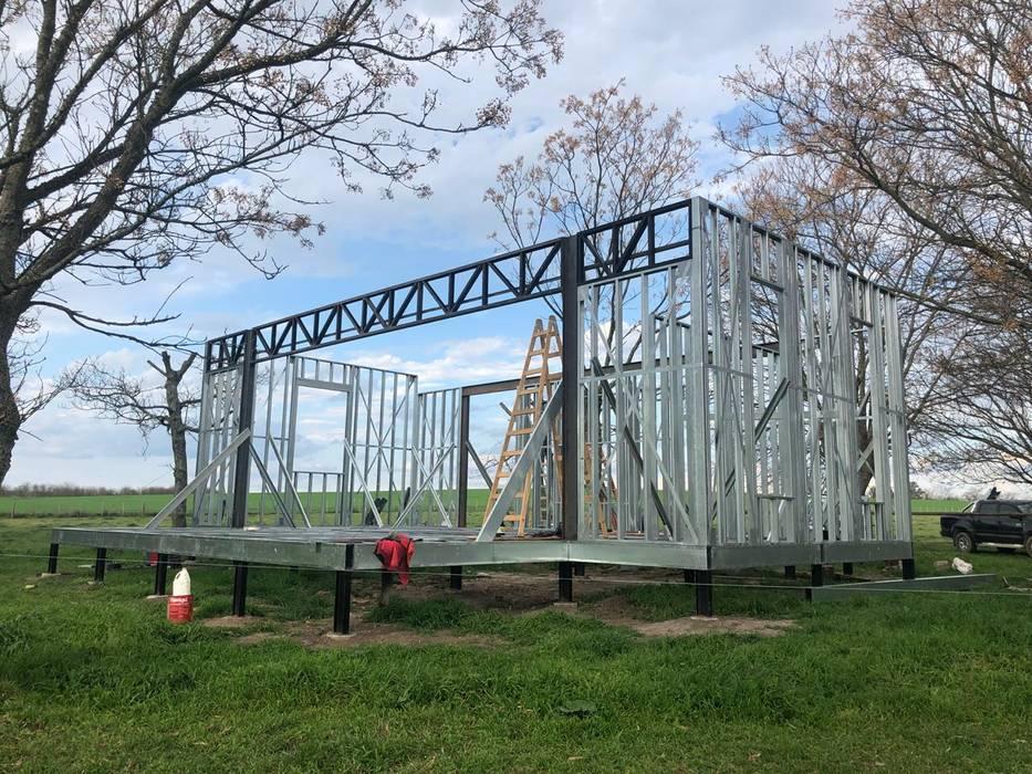 Steel Framing de Ferrocenter Clásico Hierro/Acero