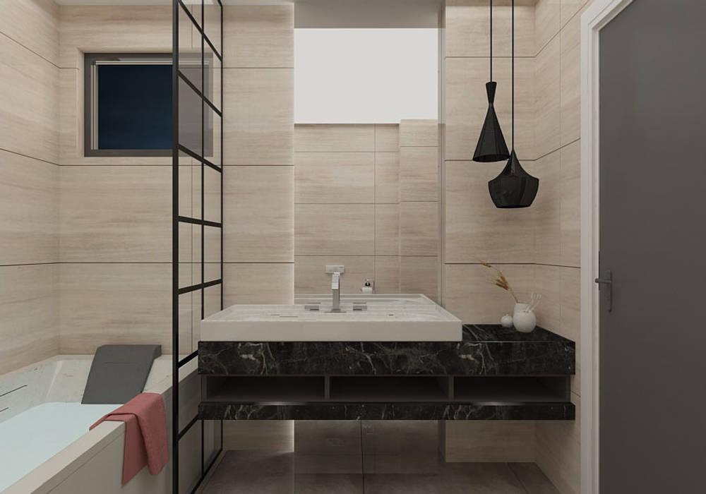 modern  by PRATIKIZ MIMARLIK/ ARCHITECTURE, Modern