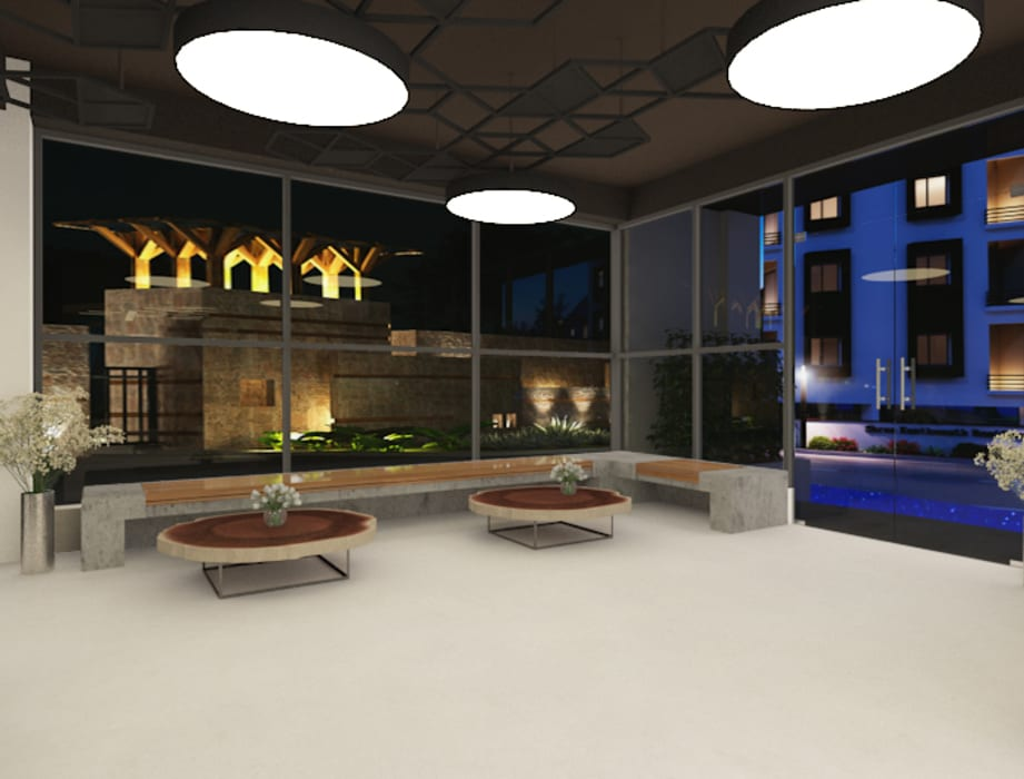 Commercial Spaces by Space Interface,