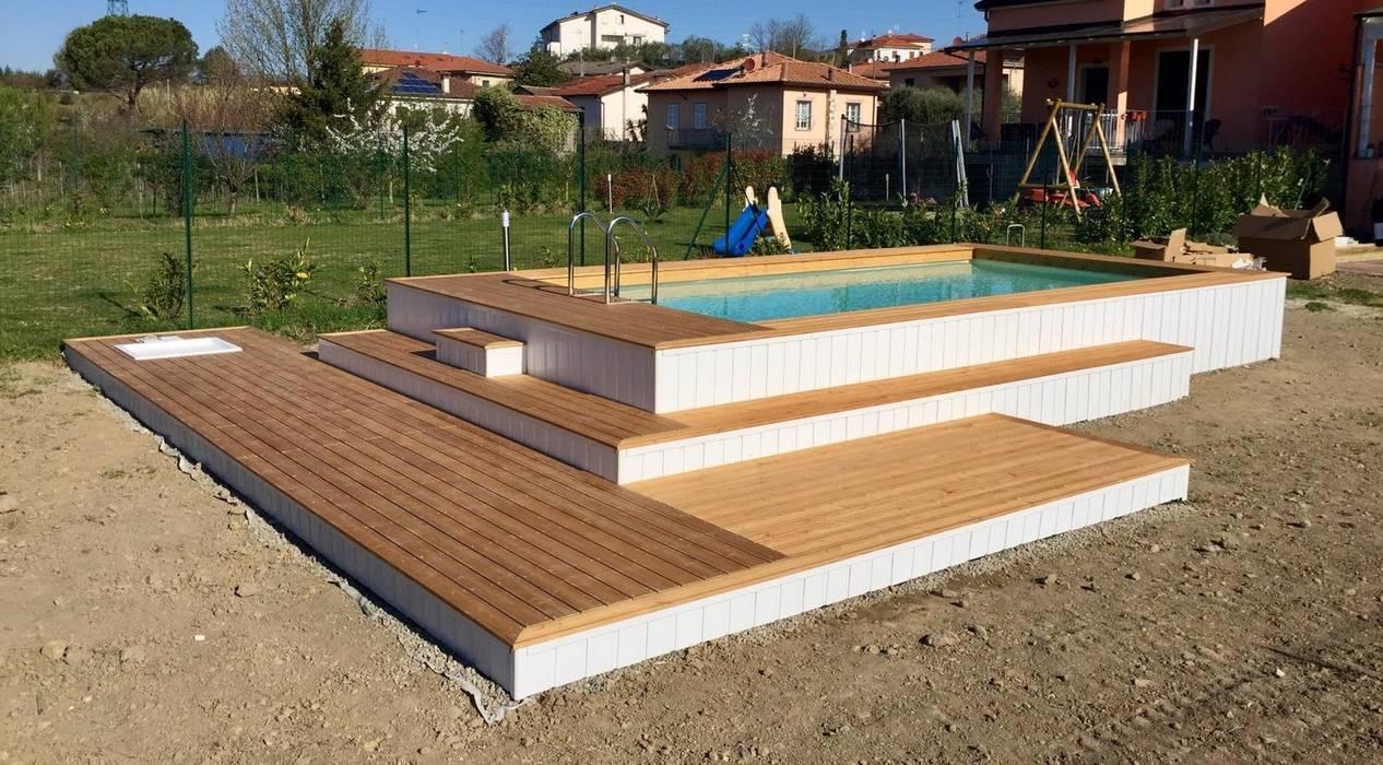 Pool by Aquazzura Piscine,