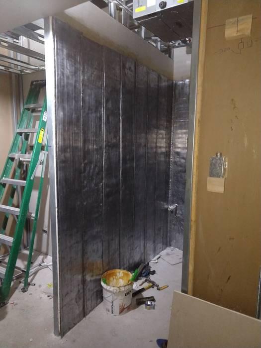 Instalación de Puertas Puertas modernas de N&V diseño y construcción Moderno