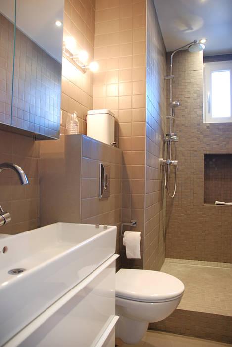 Salle de bains Créateurs d'Interieur Salle de bain classique