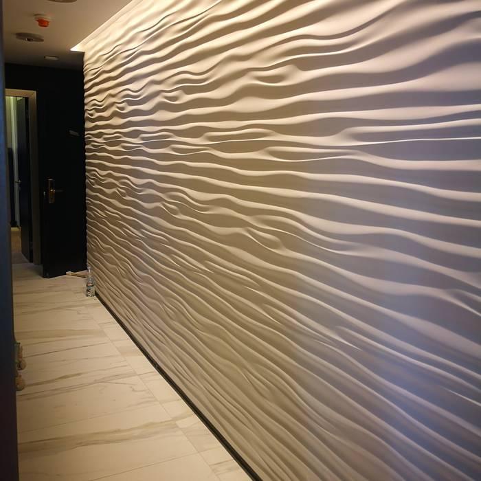 3d Wandverkleidung - Modell Nr. 28 Klassische Wände & Böden von Loft Design System Deutschland - Wandpaneele aus Bayern Klassisch
