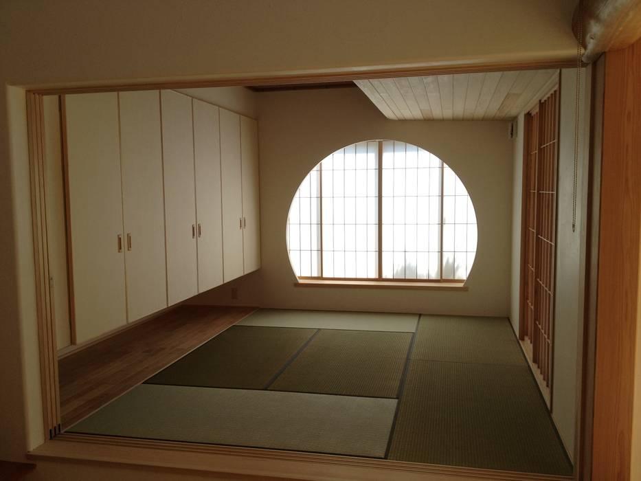 Ruang Multimedia oleh 株式会社高野設計工房, Asia