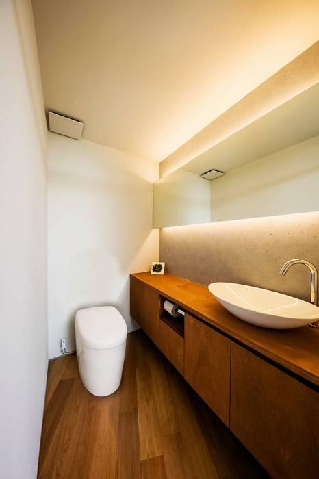 Toilet の STaD(株式会社鈴木貴博建築設計事務所) オリジナル