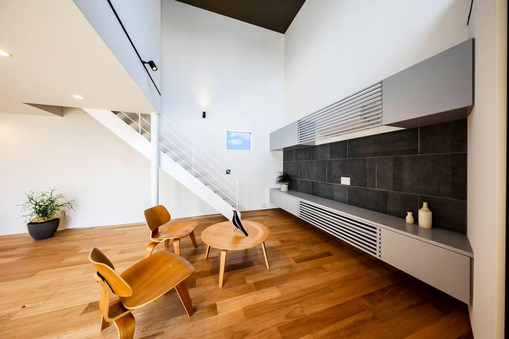 STaD(株式会社鈴木貴博建築設計事務所) Living room